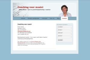 Pagina: Contact
