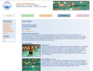 Zwembad opleidingen